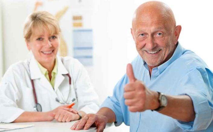 Arzt-in-Krankenhaus