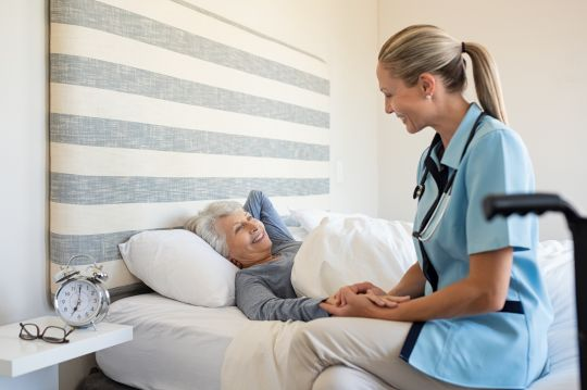Geprüfte Polnische Pflegekräfte